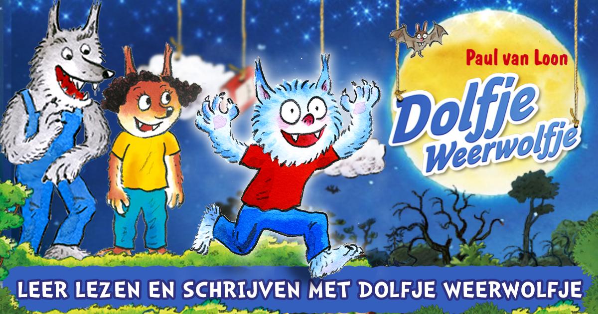 Top Lezen en schrijven met Dolfje Weerwolfje OQ37